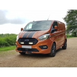 Lazer Ford Transit Custom 2018+ Grille KIT